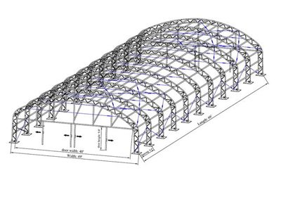 Airplane Hangars Airplane Shelters Portable Shelters