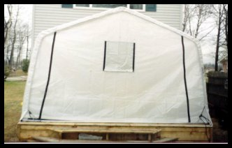 Portable Shelters Pool Enclosures