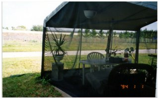 SCREEN MESH WHICH PREVENTS MOSQUITOS FLIES BEES WASPS ETC. & Screen Houses - Caravan Canopies - Portable Shelters